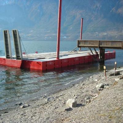 noleggio-pontoni-lago-di-garda